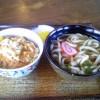 国道8号線沿いの「味平」 定番のかつ丼定食
