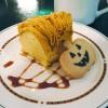 老舗のケーキ屋さん 「デザートの中庭 ドルキス」