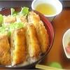 道の駅のレストラン「森のまど」愛媛名物じゃこカツを食す