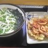 変わり種の天ぷらが旨い、うどん「さか枝」