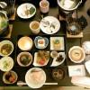 旅館の朝食 祇おん 新門荘