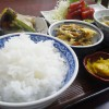 牧志公設市場近くの大衆食堂 沖縄「ミルク食堂」
