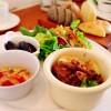 紅茶が豊富なダイニングカフェ 「harenohi」