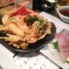 サクサクの衣とアサリの味噌汁 「天ぷら 大吉」