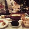 チーズフォンデュ&チョコレートフォンデュ 難波「ふーみー」