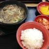 韓国で昼食 「韓国 釜山駅構内飲食店」
