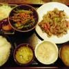 日替わりランチのホクホククリームコロッケ 大阪「和食居酒屋 菜蔵」