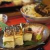 焼鯖街道 焼鯖寿司付 1680円 滋賀県「翼果桜」