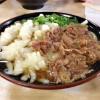 福岡はうどんも美味い! 福岡「立花うどん」