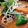 日本で一番熱い北海道???で食すスープカレー 「drop-in ドロッピン」