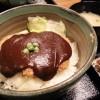 岡山と言えば、「デミカツ丼」、中でもこの「味司 野村」の超有名デミカツ丼を!!