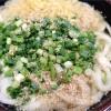 肉うどんが有名らしい 香川県「うどん 一」
