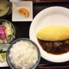 ナイスミドルが作るふんわりオムレツ 神戸「L'Ami ラミ」