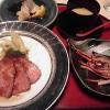 ホテルの夕食→全11品 三重「PREMIER RESORT 夕雅 伊勢志摩」