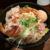 強烈な油そば 大阪「麺座 ぎん」