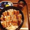 初めてのアナゴ飯 広島「うえの」