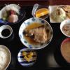 素朴な定食屋、鳥取県琴浦町の「海」