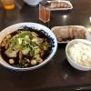 久しぶりに食べました。富山ブラック 富山「西町大喜」