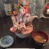 そびえ立つ海鮮タワー!! 福岡「海輪亭」