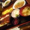 ボリューム満点 定食屋さん 京都「わくわく」