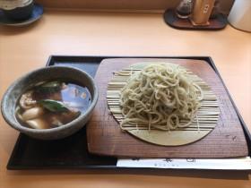 京都のそば名店百選 京都「枡富そば」
