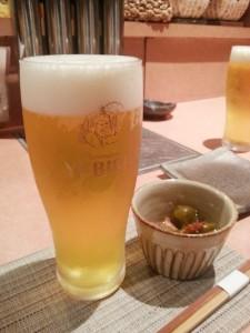④ビール写真