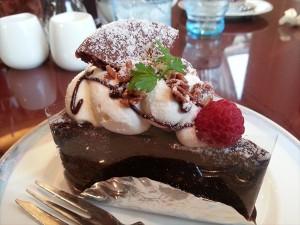 ⑤ケーキ写真