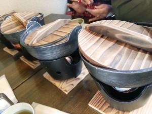 ④湯豆腐写真